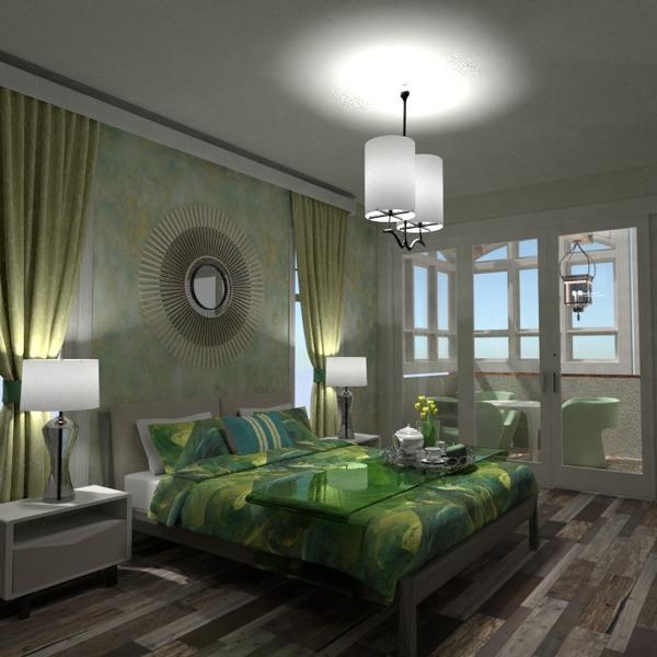 fotos apartamento dormitório área externa ideias