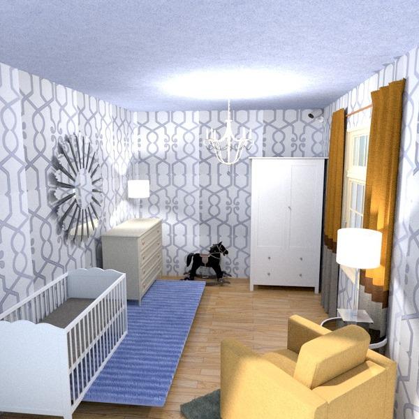 fotos apartamento decoração dormitório quarto infantil ideias