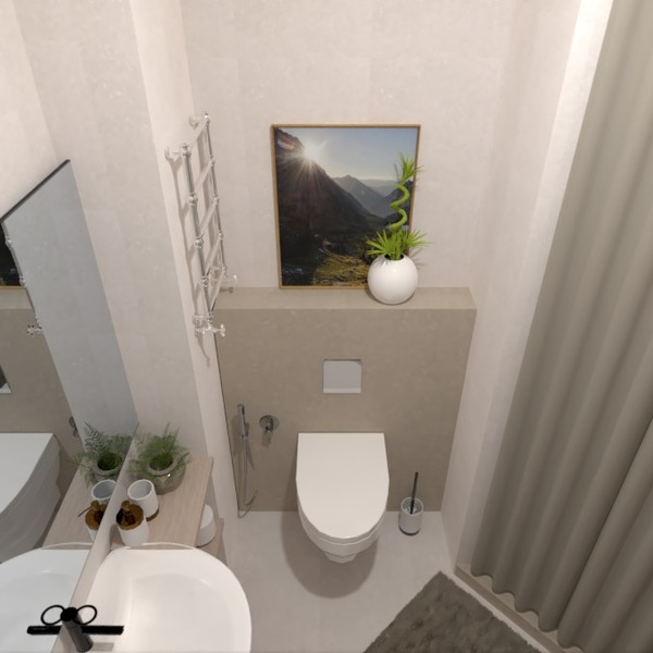 zdjęcia mieszkanie dom zrób to sam łazienka oświetlenie pomysły