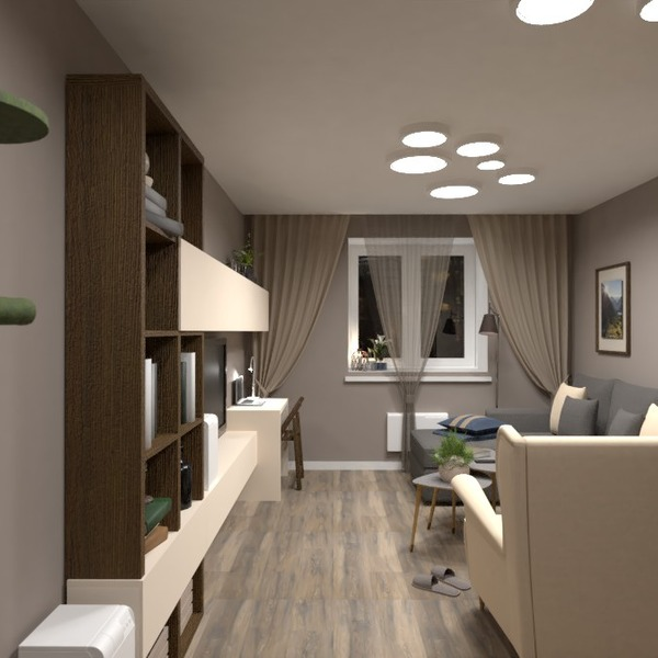 nuotraukos butas namas baldai svetainė apšvietimas idėjos