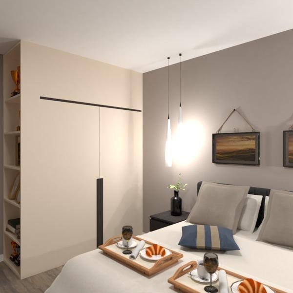 идеи квартира дом мебель спальня освещение идеи