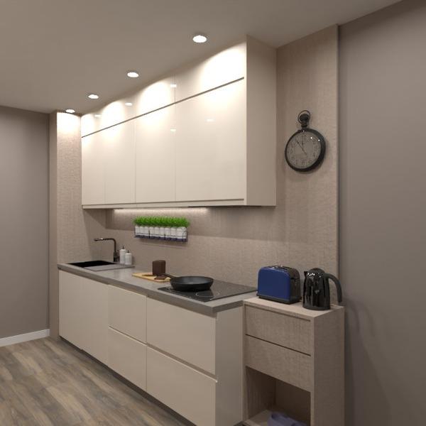 fotos apartamento casa mobílias cozinha estúdio ideias
