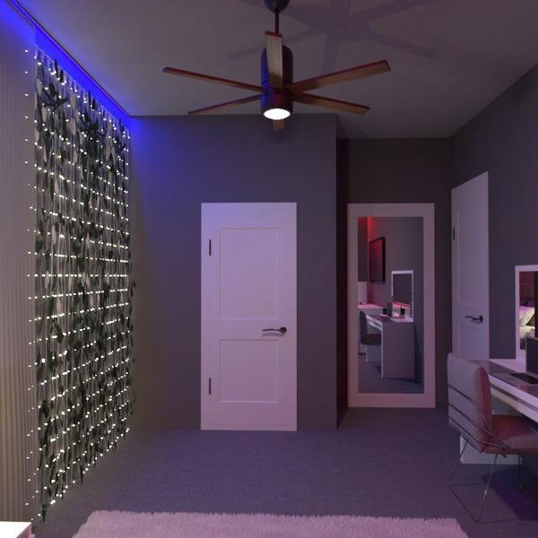 photos appartement meubles décoration chambre à coucher eclairage idées