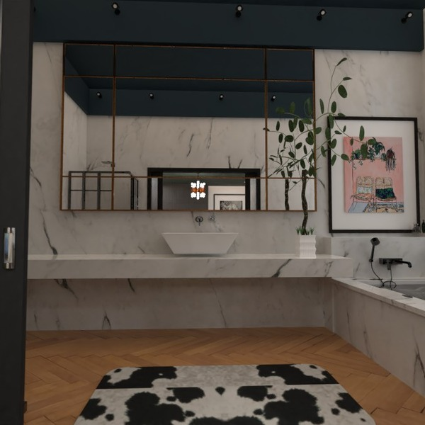 foto appartamento casa veranda arredamento bagno idee