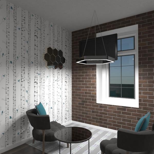 fotos decoración salón iluminación estudio ideas