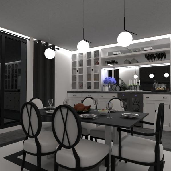 foto appartamento arredamento illuminazione sala pranzo idee