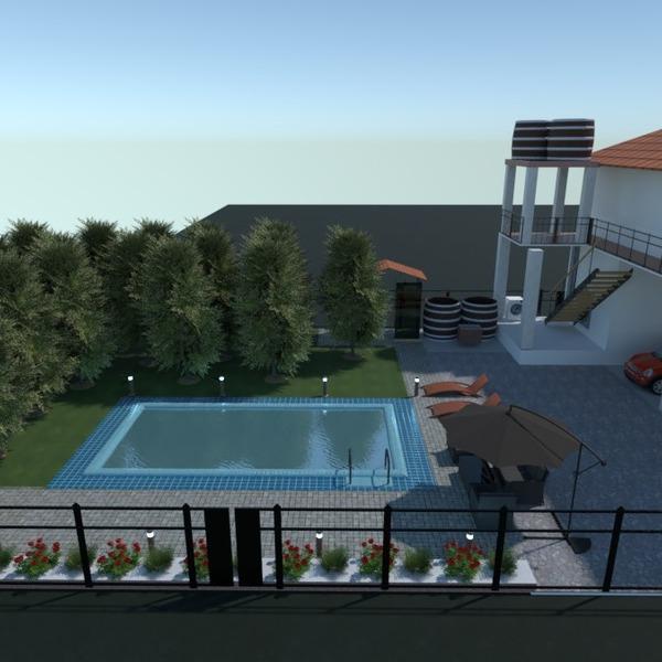 photos maison terrasse extérieur rénovation paysage idées