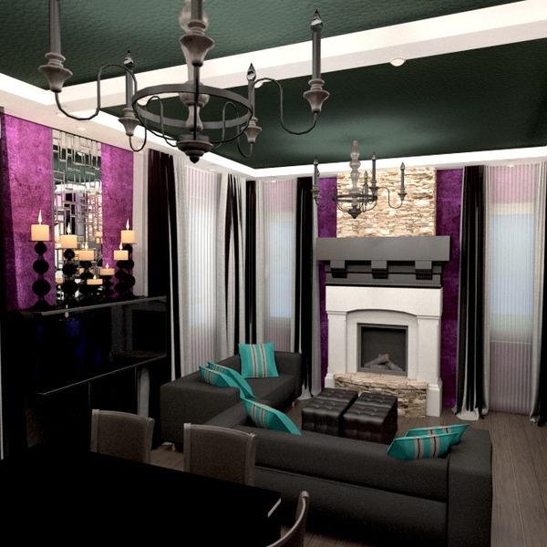 идеи квартира дом декор гостиная освещение ремонт столовая студия идеи