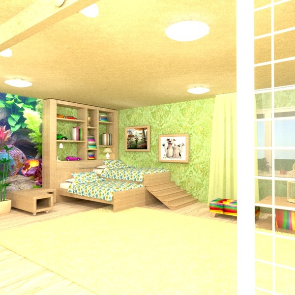 fotos mobílias decoração faça você mesmo quarto infantil iluminação despensa ideias