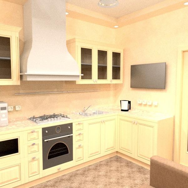 foto appartamento cucina rinnovo famiglia idee