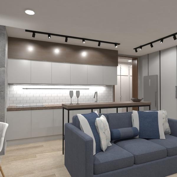 идеи квартира дом гостиная кухня ремонт идеи