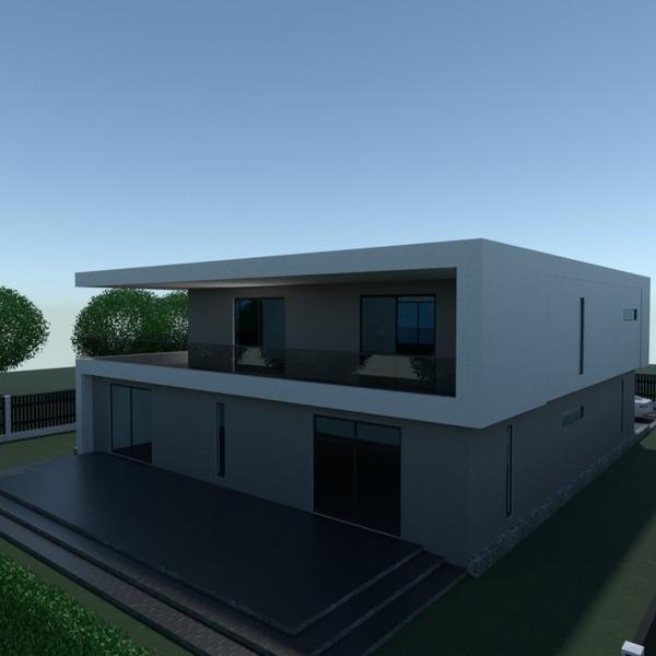 fotos casa varanda inferior área externa reforma arquitetura ideias