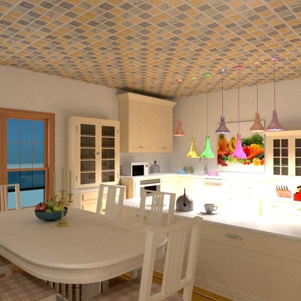 foto decorazioni cucina rinnovo sala pranzo idee