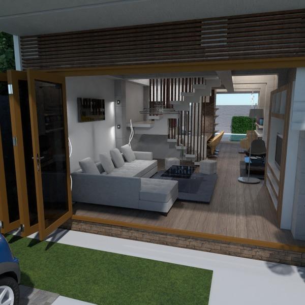 fotos casa área externa utensílios domésticos ideias