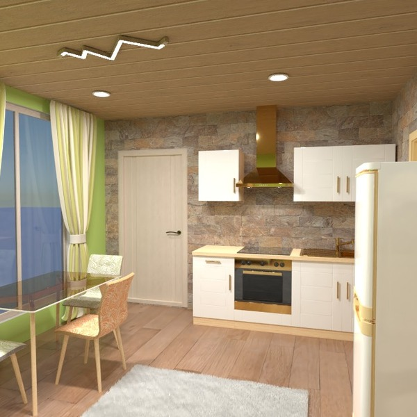 nuotraukos butas virtuvė studija idėjos