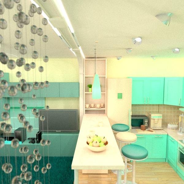 fotos apartamento quarto cozinha estúdio ideias