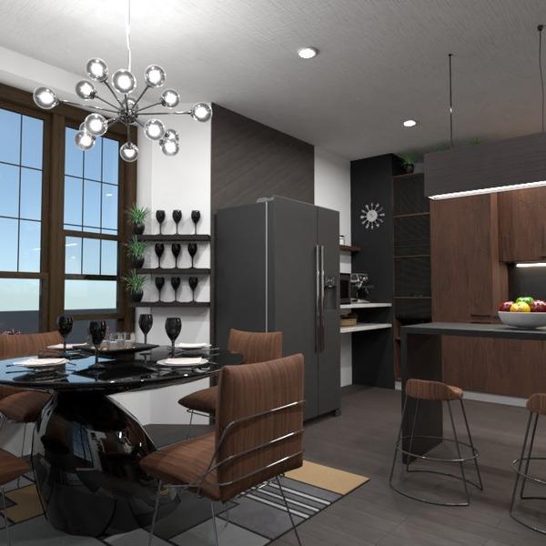 nuotraukos baldai dekoras pasidaryk pats virtuvė valgomasis idėjos