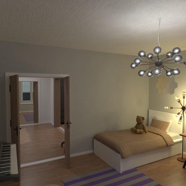 photos meubles décoration diy chambre à coucher eclairage idées