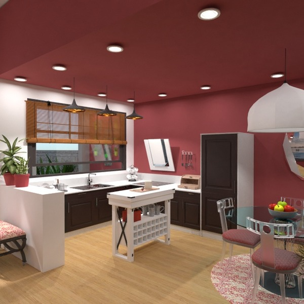foto appartamento casa cucina illuminazione idee