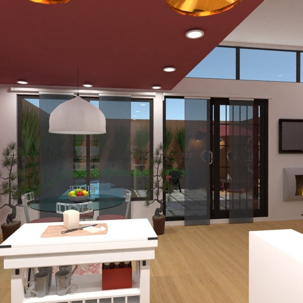 fotos apartamento casa quarto cozinha área externa ideias