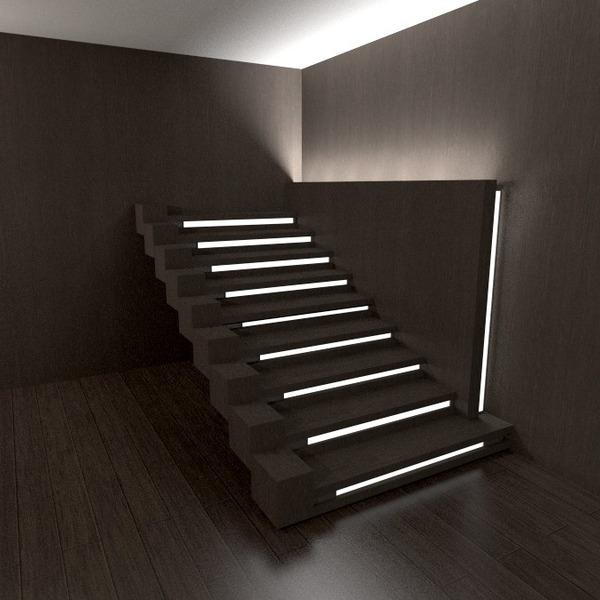 foto decorazioni angolo fai-da-te illuminazione idee