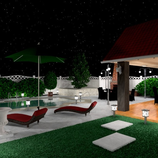 photos terrace diy outdoor lighting landscape ideas