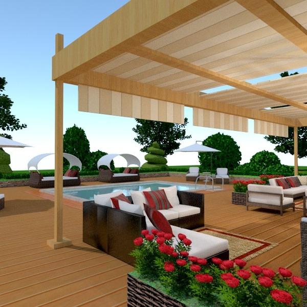 nuotraukos namas terasa baldai dekoras eksterjeras kraštovaizdis idėjos