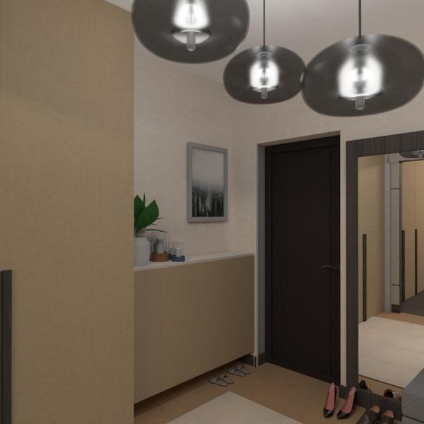 fotos apartamento mobílias decoração estúdio patamar ideias