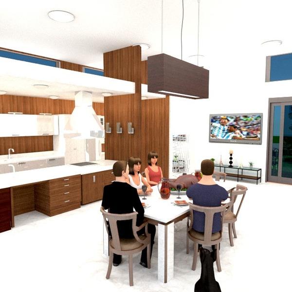 foto decorazioni cucina sala pranzo ripostiglio idee
