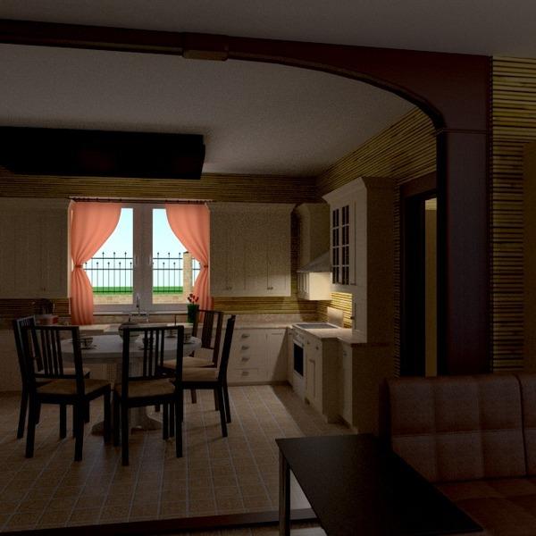 photos meubles cuisine maison salle à manger idées