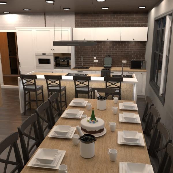 photos maison cuisine rénovation salle à manger idées