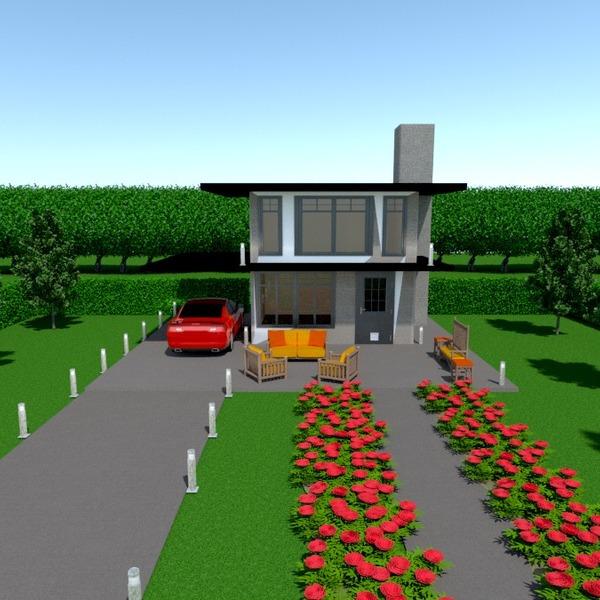 идеи дом терраса мебель улица ландшафтный дизайн архитектура идеи