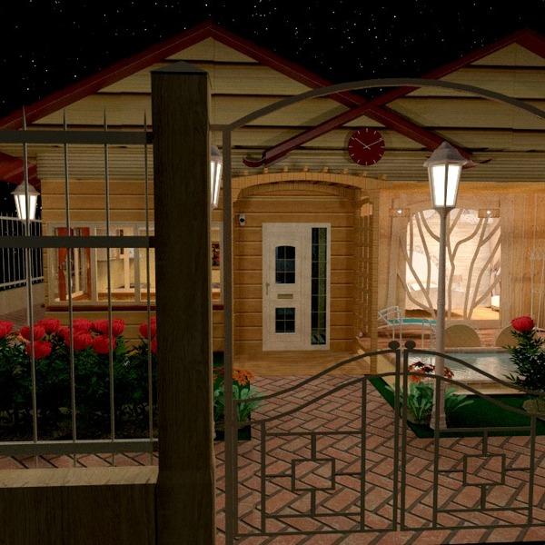 fotos casa varanda inferior mobílias decoração faça você mesmo iluminação paisagismo ideias