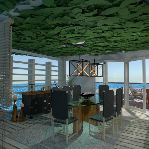 fotos mobílias decoração quarto área externa paisagismo ideias