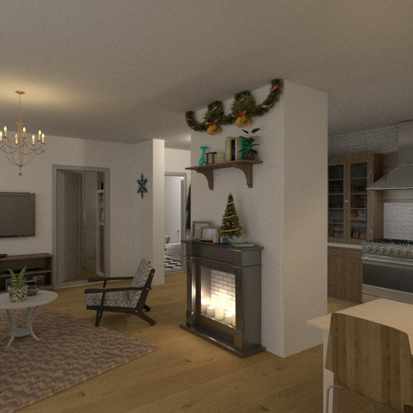 foto appartamento arredamento decorazioni angolo fai-da-te cucina illuminazione sala pranzo vano scale idee