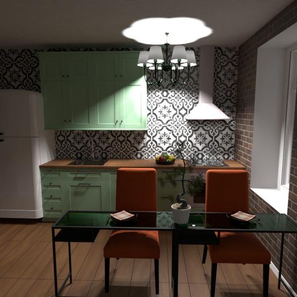 foto appartamento decorazioni angolo fai-da-te cucina sala pranzo idee