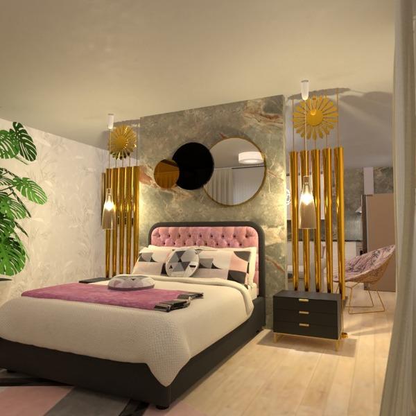 zdjęcia mieszkanie meble wystrój wnętrz sypialnia oświetlenie pomysły