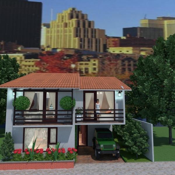 идеи дом терраса декор ванная ландшафтный дизайн идеи