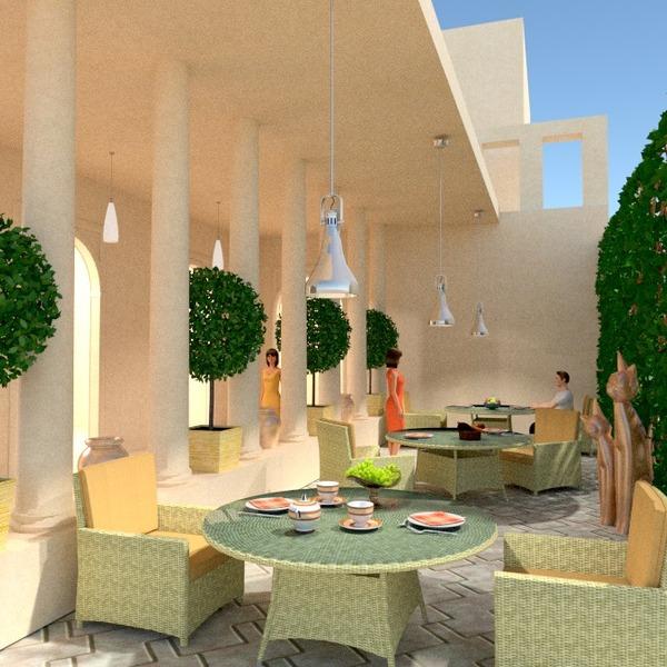photos terrace furniture outdoor cafe architecture ideas