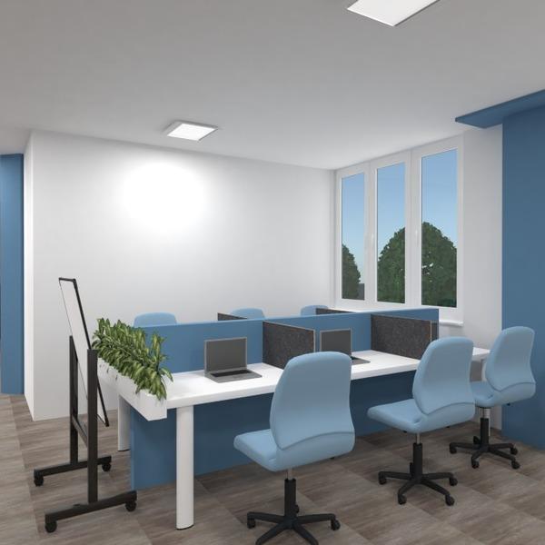 nuotraukos baldai biuras apšvietimas renovacija studija idėjos