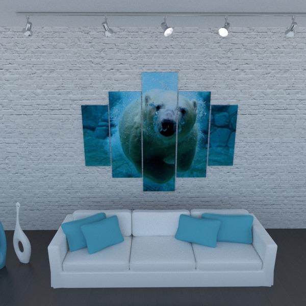foto arredamento decorazioni angolo fai-da-te saggiorno studio illuminazione monolocale vano scale idee