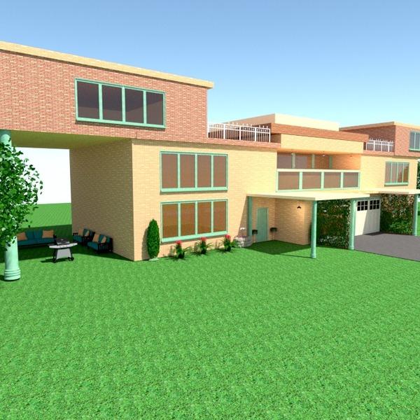 fotos apartamento casa varanda inferior garagem área externa paisagismo arquitetura despensa ideias