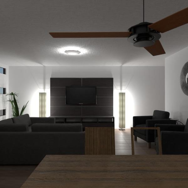 photos maison décoration salon eclairage salle à manger idées