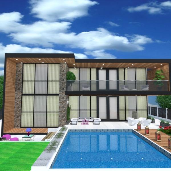 foto casa veranda arredamento decorazioni angolo fai-da-te saggiorno esterno illuminazione paesaggio architettura idee