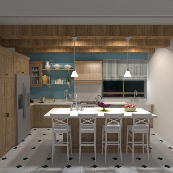 foto angolo fai-da-te cucina esterno illuminazione paesaggio caffetteria idee