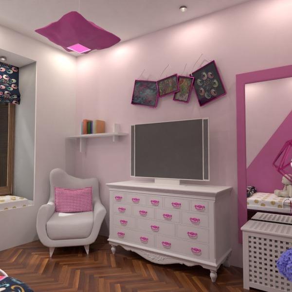 nuotraukos butas namas miegamasis vaikų kambarys idėjos