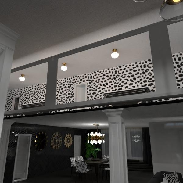 zdjęcia dom oświetlenie wejście pomysły