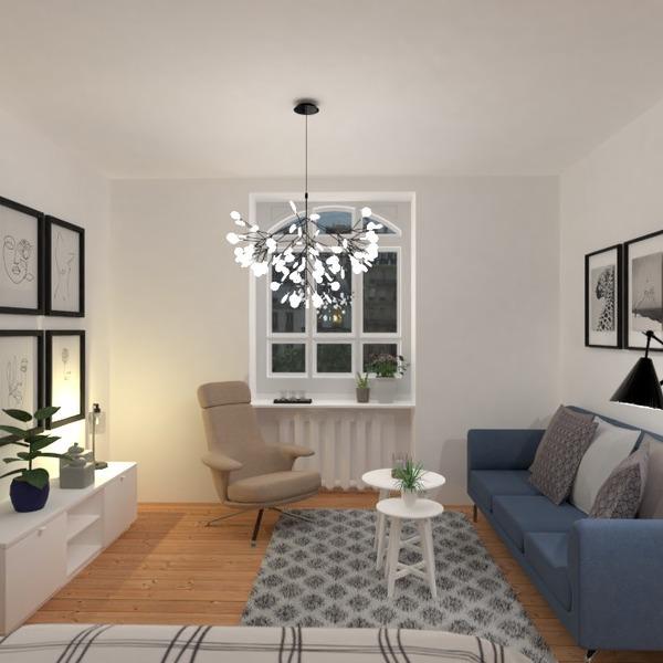 fotos apartamento muebles bricolaje dormitorio salón ideas