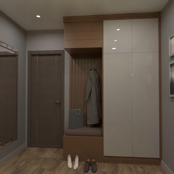 foto appartamento illuminazione rinnovo ripostiglio vano scale idee