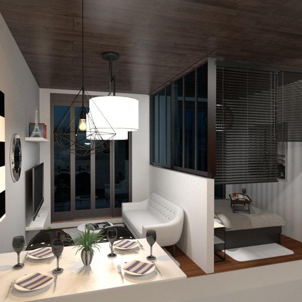 nuotraukos butas terasa baldai dekoras miegamasis virtuvė valgomasis idėjos